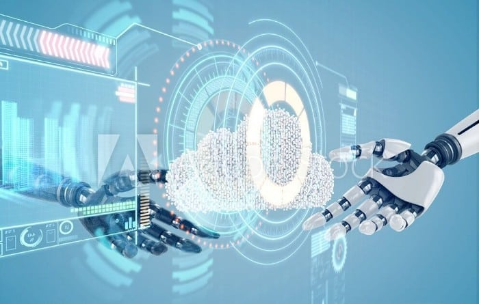 cloud robotics robot 5g iot