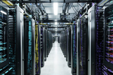 Data Centers Google economy