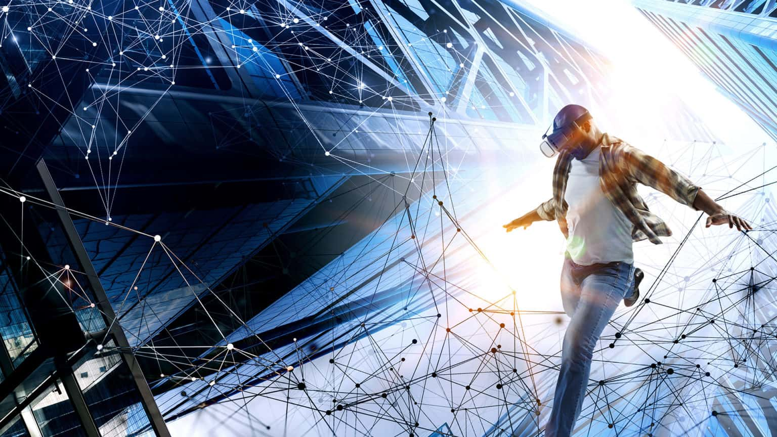 Spatial Computing augmented reality iot virtual reality