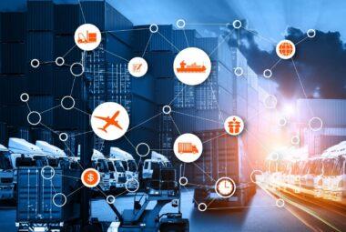 Blockchain, supply chain, business, technology, Covid-19.