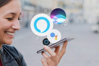 Voice Search Siri Alexa Google Audrey