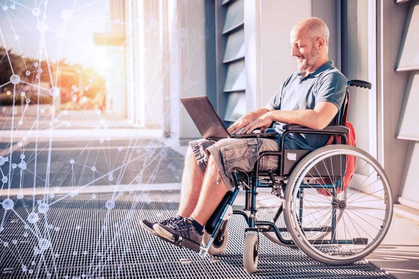 AI Disabilities Microsoft DeepMind Voiceitt