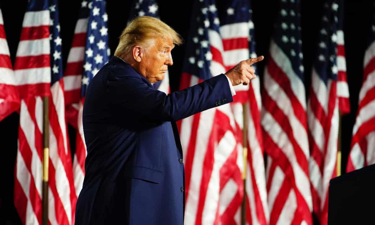 Trump Biden IBM Watson AI USA US elections