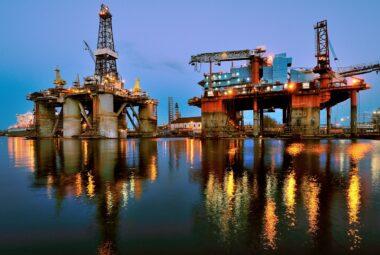 Oil and gas AI ExxonMobil Royal Dutch Shell