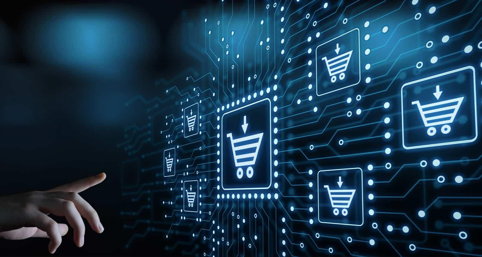 E-commerce site, sales, Digital communication, B2C vendors, B2B businesses McKinsey