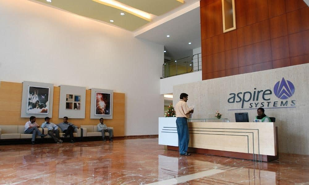 aspire systems application testing