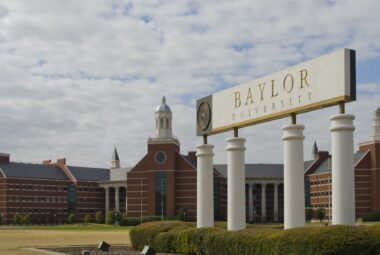 Baylor University, McCollum Family Endowed Chair in Data Science, Data Science, Computer Science, Chair in Data Science