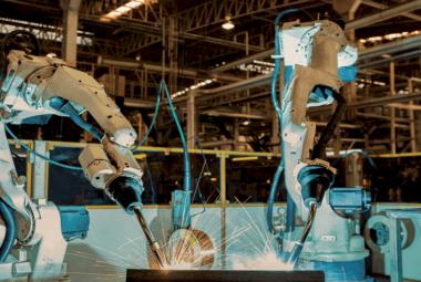 Industrial robots Automation, Robotics, Manual Labour, Production Model, Technologies