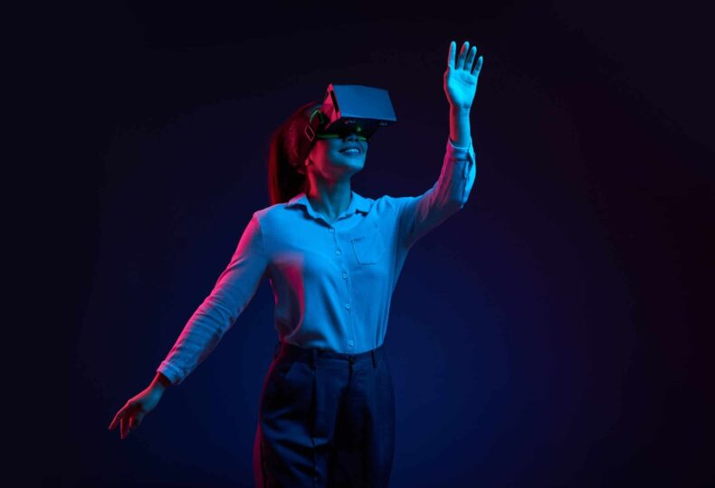 VR Personal profile, Neuroticism, 3D world data privacy